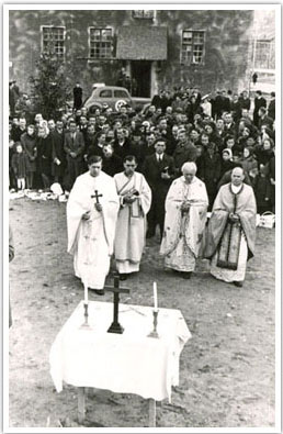 14. Rev. Smyk, Rev. Tarnavsky, unknown, Rev. Hanoshevsky